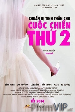 Cô Dâu Đại Chiến 2 - Cô Dâu Đại Chiến 2 poster