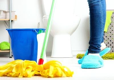 วิธีป้องกันการลื่นของพื้นห้องน้ำ, พื้นห้องน้ำลื่น ทำยังไงดี