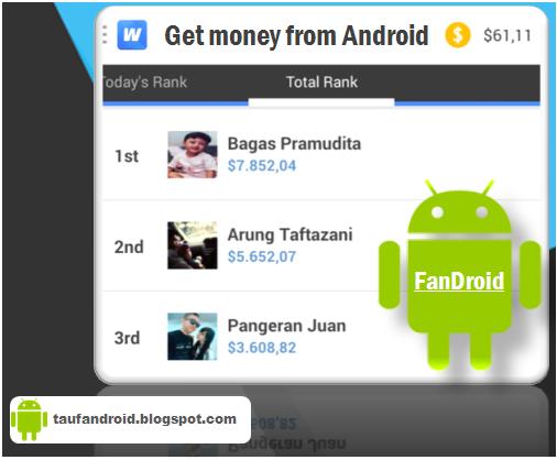 Cara Cepat Mendapatkan Dollar Menggunakan Android