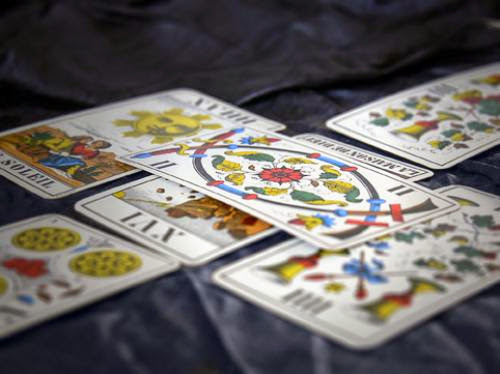 Back To Magic School Tarot Evening Classes