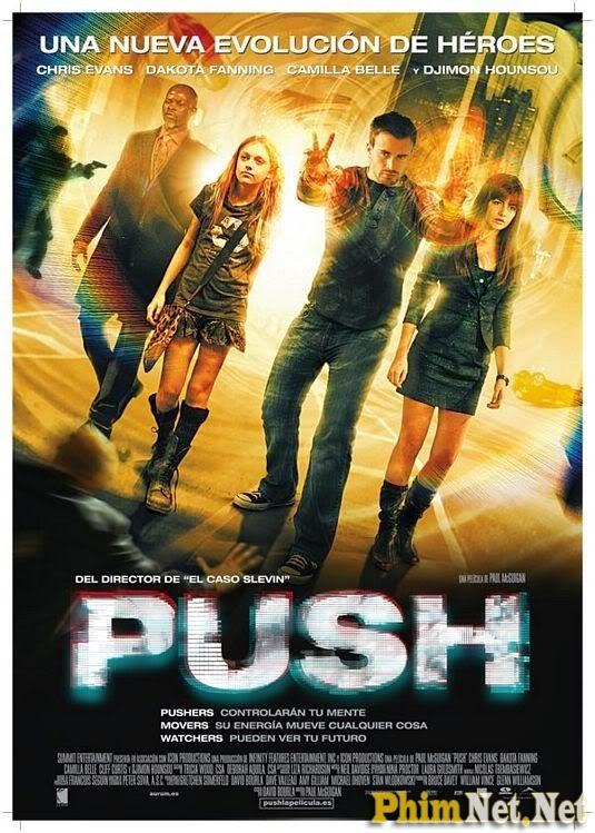 Phim Lực Ép Khủng Bố - Push