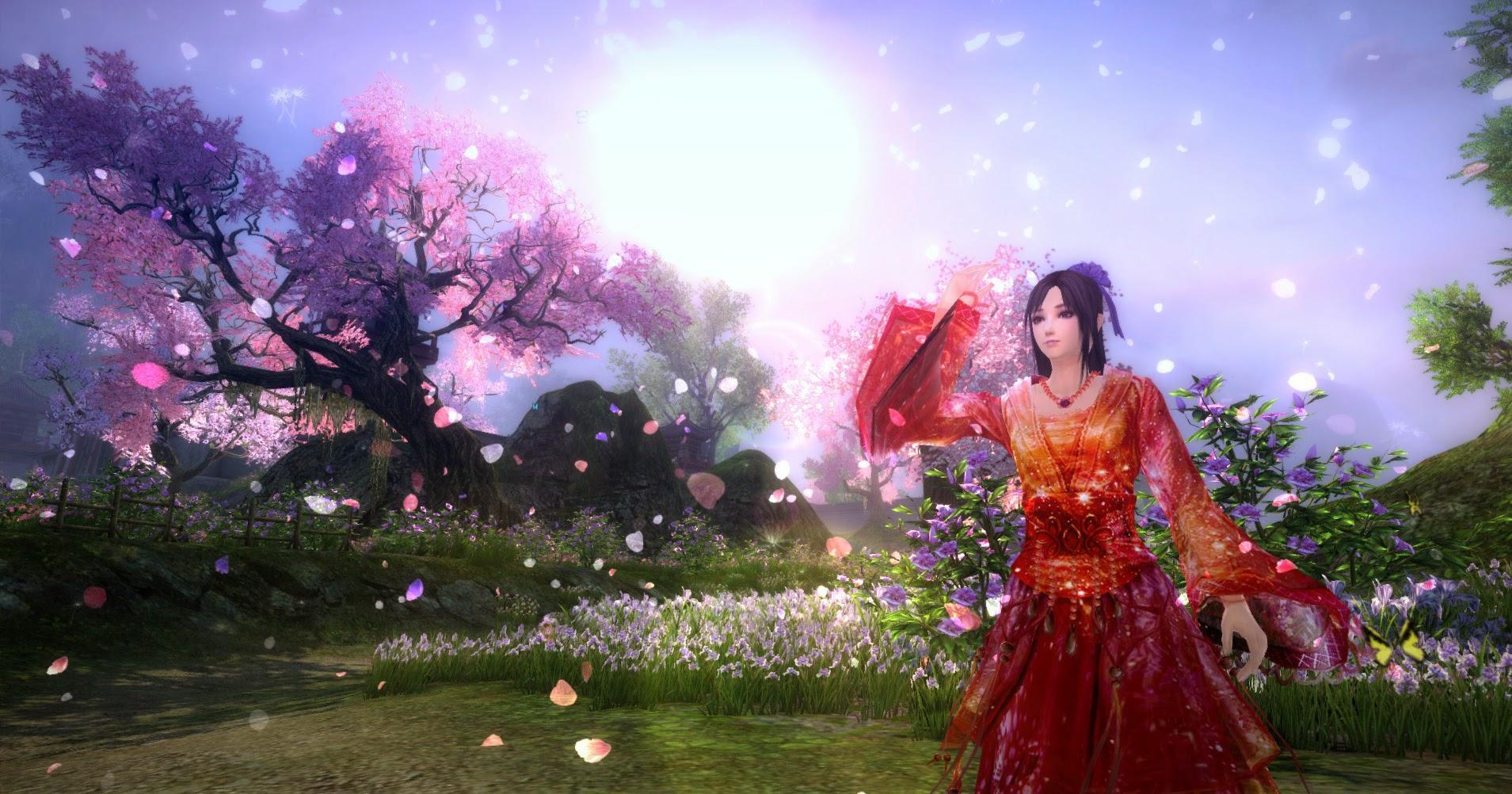 Ảnh đẹp Cửu Âm Chân Kinh: Thục Nữ Kiếm - Ảnh 11