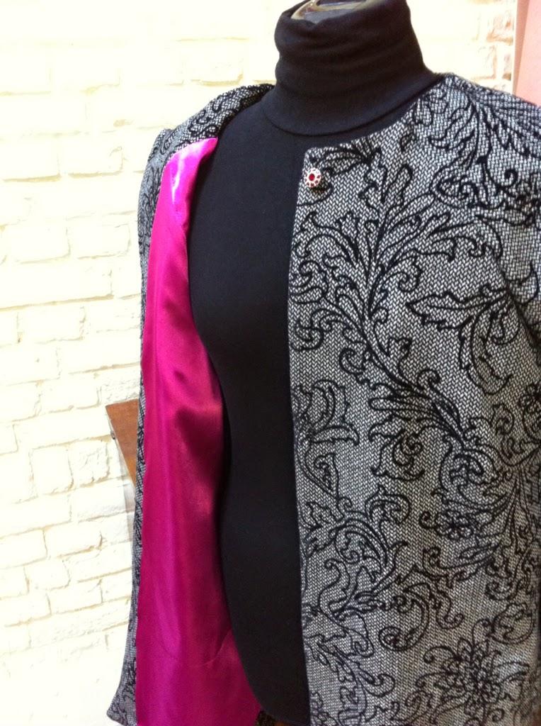 Célèbre Manteau Chloé - Frikadel & Co - Blog couture fait-maison VZ39