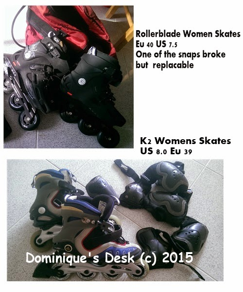 Female Skates to give away (Singapore based readers only)