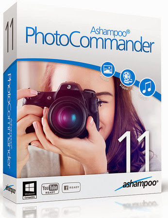 Ashampoo Photo Commander 11.0.3 Final Portable [Multi] - Optimiza tus fotograf�as