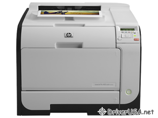 download driver HP LaserJet Pro 400 color Printer M451dn