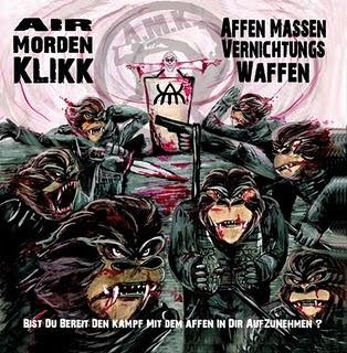 Air Morden Klikk - AffenMassenVernichtungsWaffen