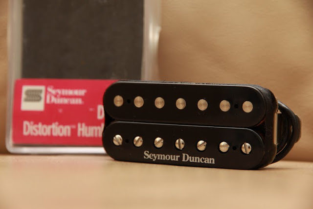 Seymour Duncan Distortion 7 Sh 6 7 Strings
