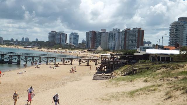 Rambla Claudio Williman, Punta del Este, Uruguay, Elisa N, Blog de Viajes, Lifestyle, Travel