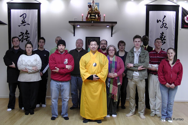 TSM Chinese New Year Ceremony 4710 [2012] / Yin Shen Jie Fu at Shaolin HKB Kuntao Headquarter