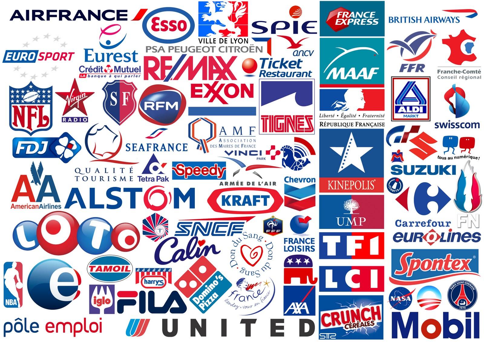 image logo bleu gratuit