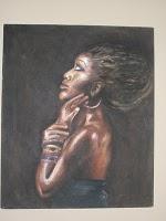 Goddess Eka Abassi Image