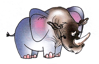 Из частей каких животных составлено это фантастическое существо?