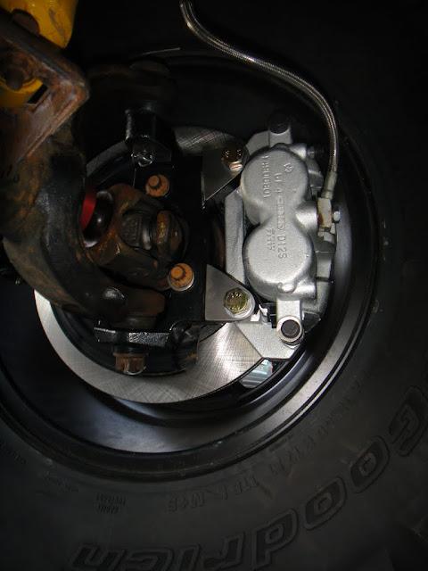 AEV Big Brake Kit DSC01312