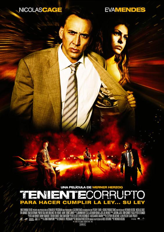 Teniente corrupto (Werner Herzog, 2.009)