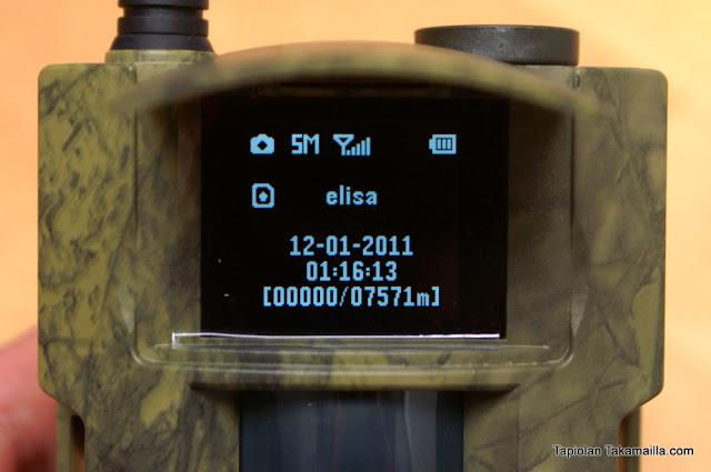 Scout Guard MG582-8M riistakamera riistakameratesti unboxing