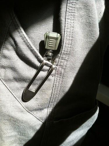 Кліпса для кишені
