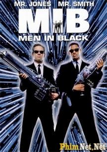 Những Người Mặc Đồ Đen 1 - Men In Black - 1997