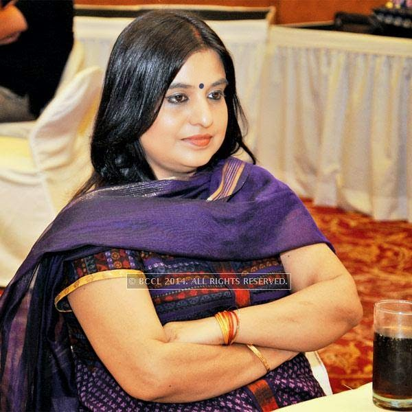 Alpana Kumar during the birthday party of former cricketer and ex-MP, Chetan Chauhan, held in Delhi.