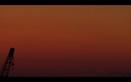 Quiet City Sunset