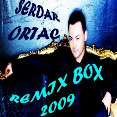 Serdar ortaç 2009 remix box 2 cd full albüm indir