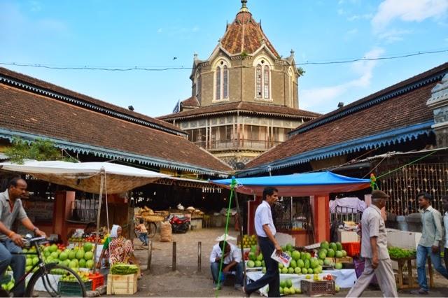 Street Photography Pune Mandai vegetable Market Old city