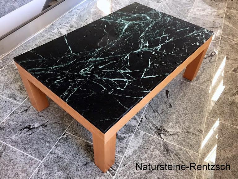 Marmortisch couchtisch wohnzimmertisch natursteintisch for Wohnzimmertisch stein
