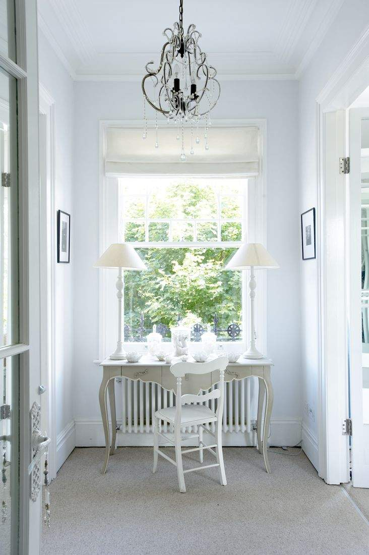 The paper mulberry perfectly pale - Shabby chic interiors ...
