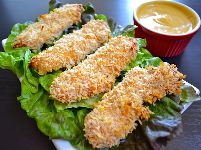 recipe: honey mustard baked chicken bread crumbs [14]