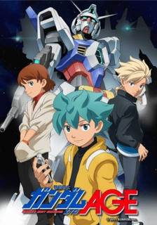 Mobile Suit Gundam AGE Preview Image