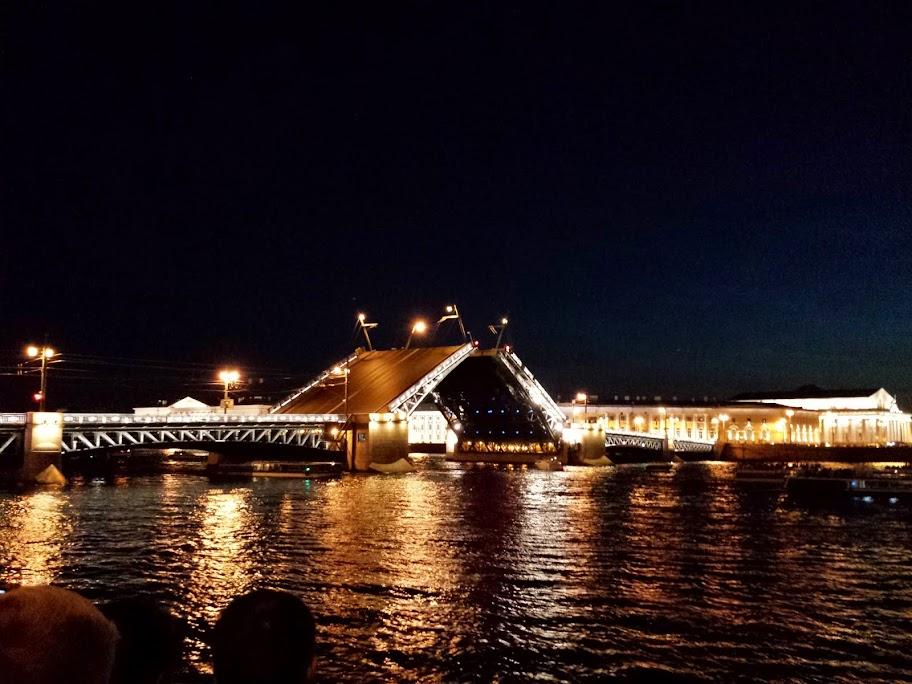 St. Petersburg bruggen
