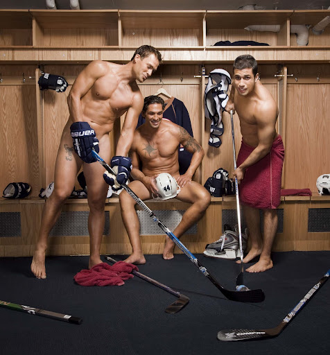 Naked Hockey Players 58