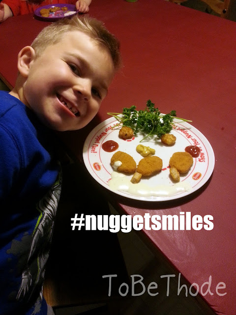 show nugget face