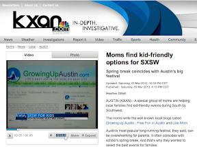 Growing Up Austin on KXAN