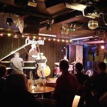 Jazzklubben Nefertiti 370