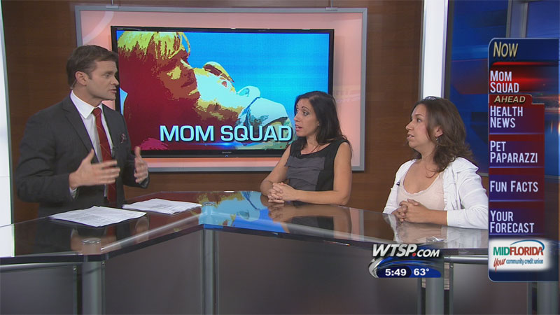 mom squad Random Thoughts about a Crazy World, Crazy Love, the Mom Squad, the Miles and Track Tuesday