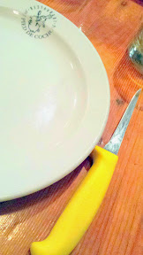 Plate and Knife at famed Montreal restaurant Au Pied de Cochon