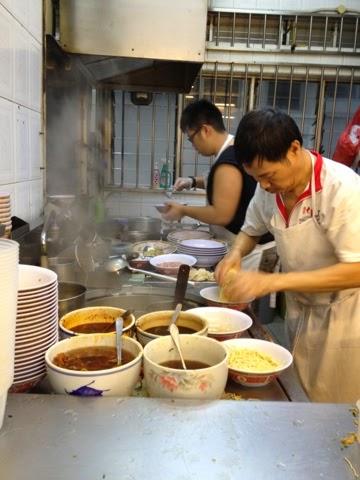 Hill Street Tai Hwa Pork Noodles, Crawford Lane