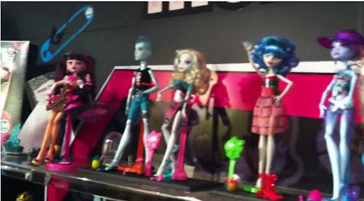 Monster High Gloom Beach Wave 3: Gil Webber, Lagoona Blue y Abbey Bominable