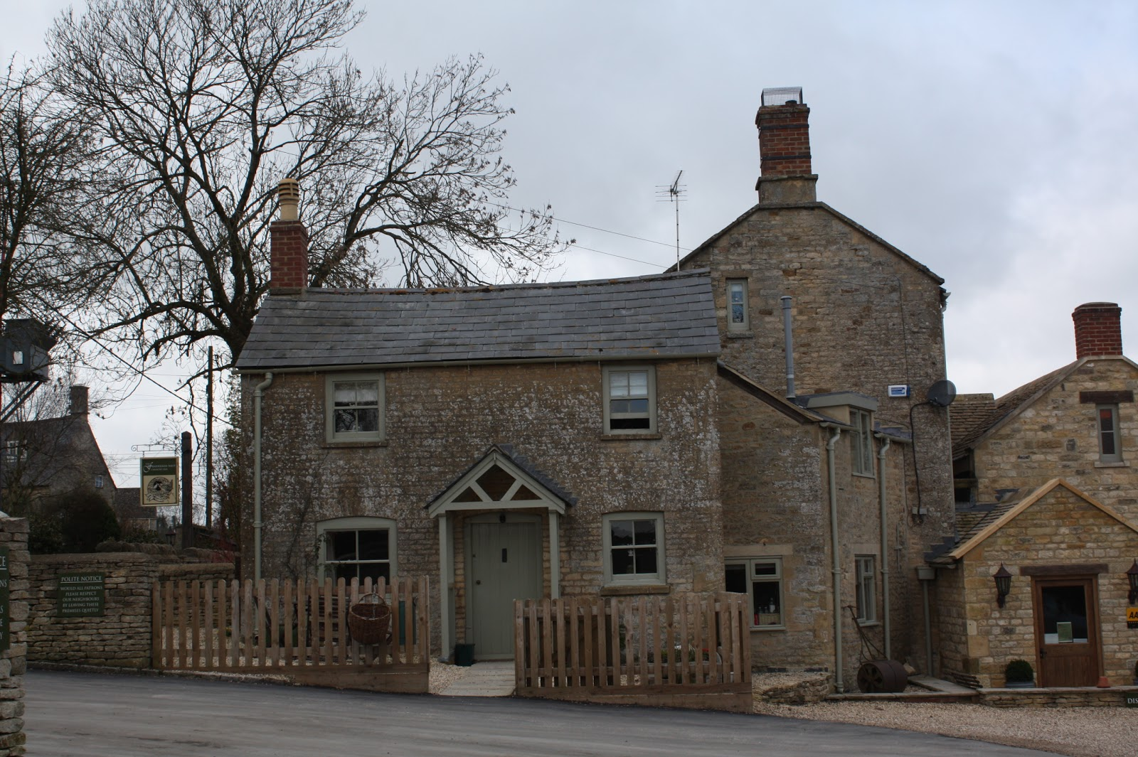 The Feathered Nest Inn, Nether Westcote
