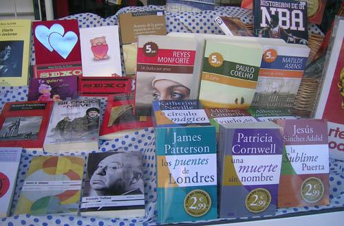 Librería Gaia. Libros