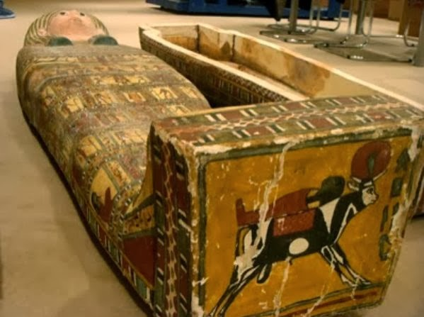 Near East: Stolen Egyptian artefacts to be repatriated