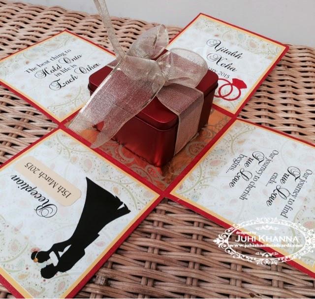 Exploding Box Wedding Invitations wwwpixsharkcom