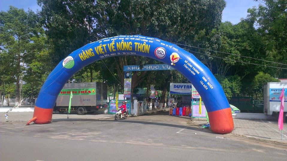 Đèn sạc Honjianda - Hàng Việt Về Nông Thôn 2014 - Tân Biên Tây Ninh