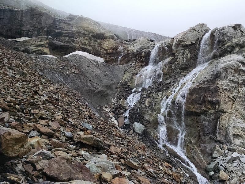 Piz Buin • Vermunt Glacier