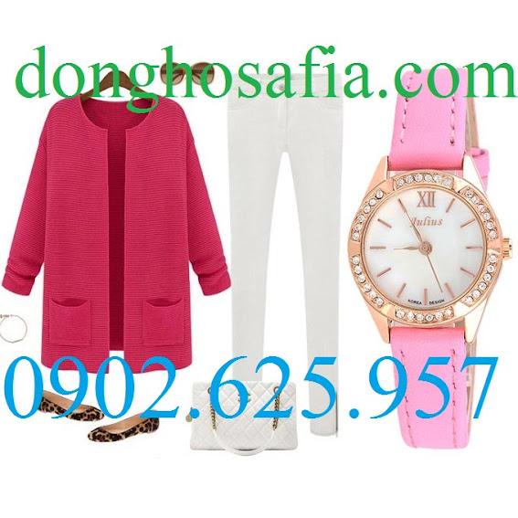 Đồng hồ nữ Julius JA730L