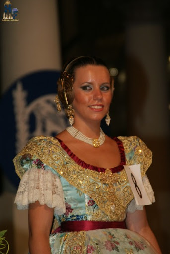 Carolina Infante Fernández / Falla Virgen de la Fuensanta