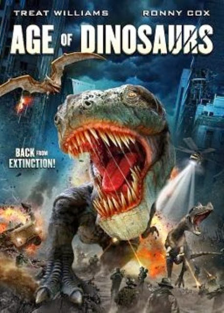 Poster Of English Movie Age of Dinosaurs (2013) Free Download Full New Hollywood Movie Watch Online At Alldownloads4u.Com