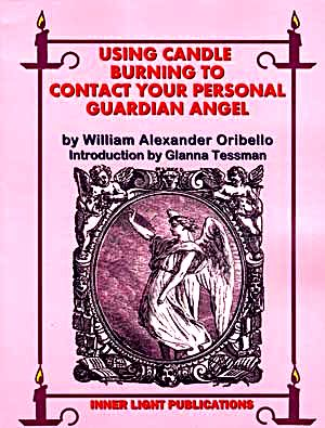 Using Candle Burning To Contact Your Guardian Angel Image