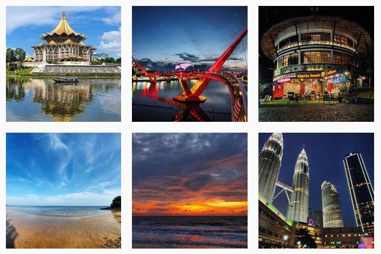 travel blogger malaysia